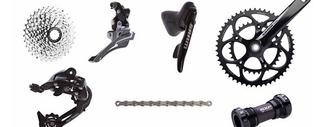 SRAM Apex Groupset review