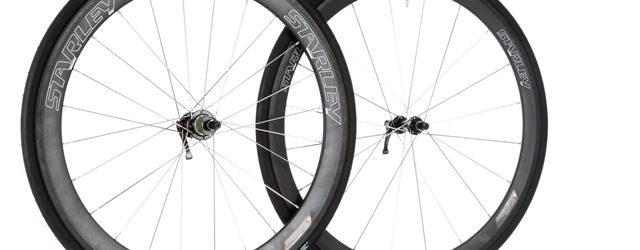 Latest Review: Starley JS Meteor Race 38/50 Tubular Wheelset £800