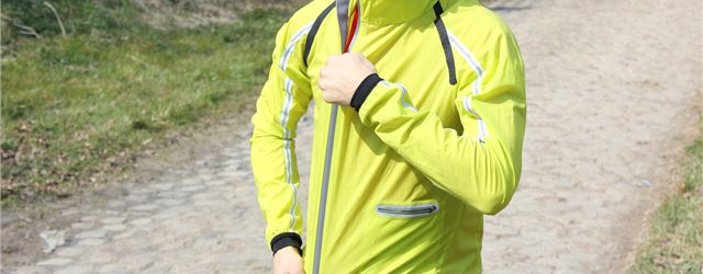 Latest Review: Rapha Men's Classic Wind Jacket £170
