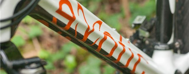 "Latest Review: 2015 eXotic MTB frame 26"" £440"