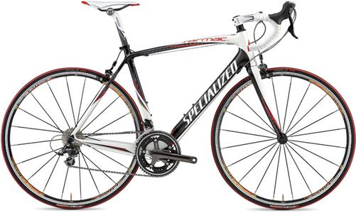 Specialized Tarmac Comp Double 2010 Review The Bike List