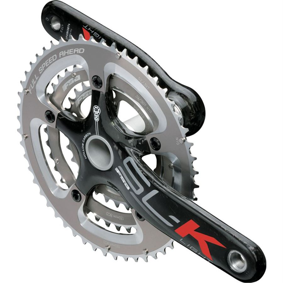 Road Triple Chainsets The Complete Guide The Bike List