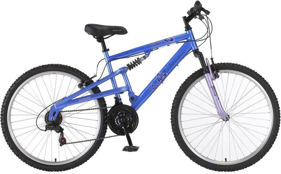 Apollo Endeavour Womens Mountain Bike 2010 Review The Bike List