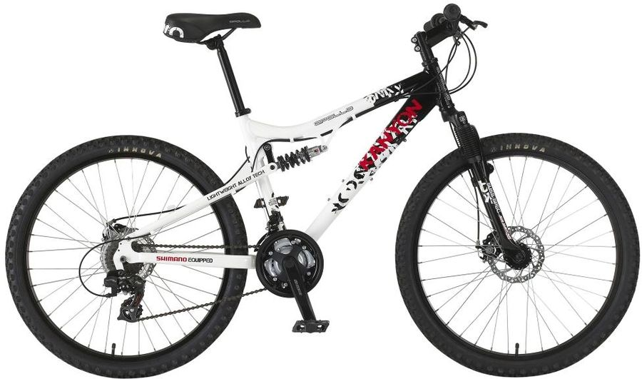 Apollo Kanyon Mountain Bike 2010 Review The Bike List