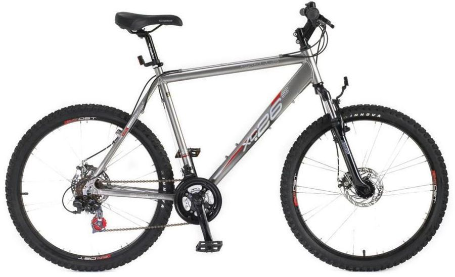 Apollo Xc 26 Se Mens 20 2009 Review The Bike List