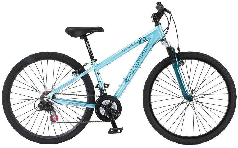 Apollo Xc 26s 17 Quot Ladies 2009 Review The Bike List