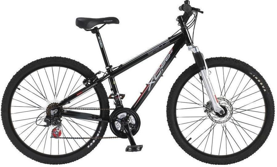 Apollo Xc 26s 17 Quot Mens 2009 Review The Bike List
