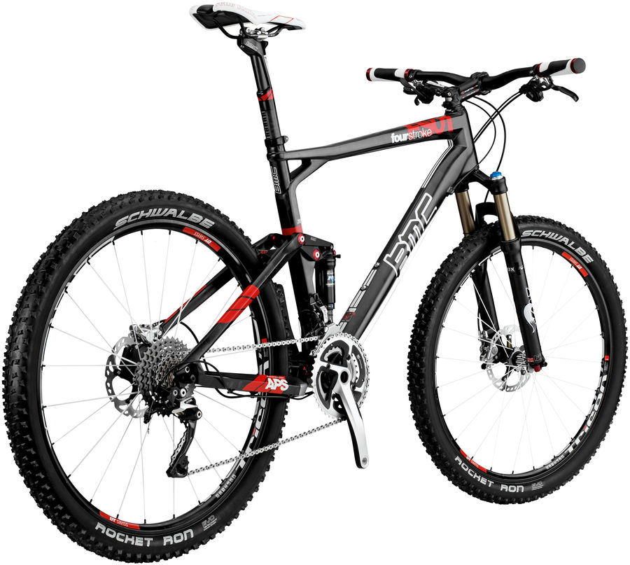 BMC Fourstroke FS01 2011 2011 review - The Bike List