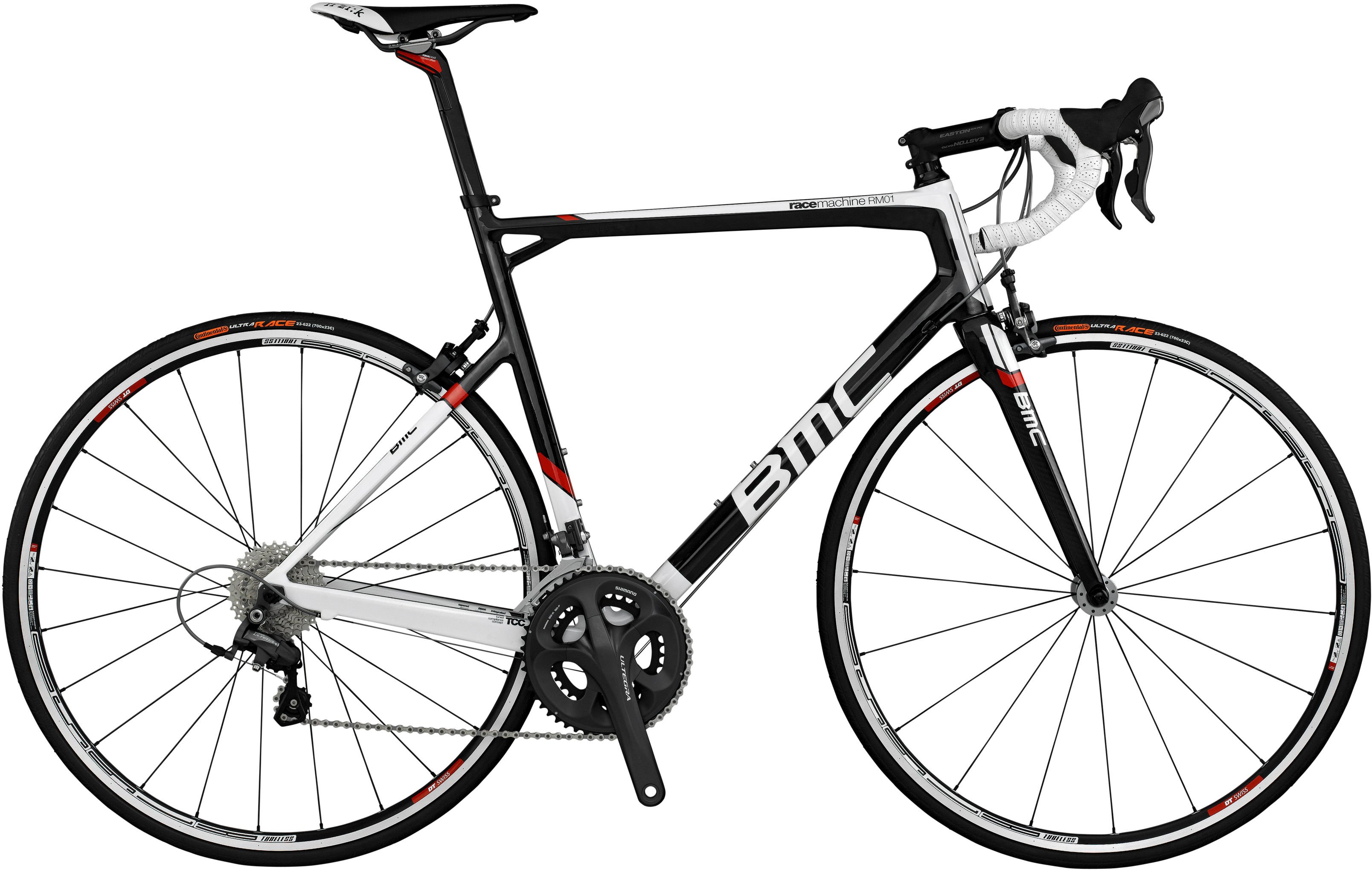 70f92cee0b9 BMC Racemachine RM01 Ultegra Compact 2013 review - The Bike List