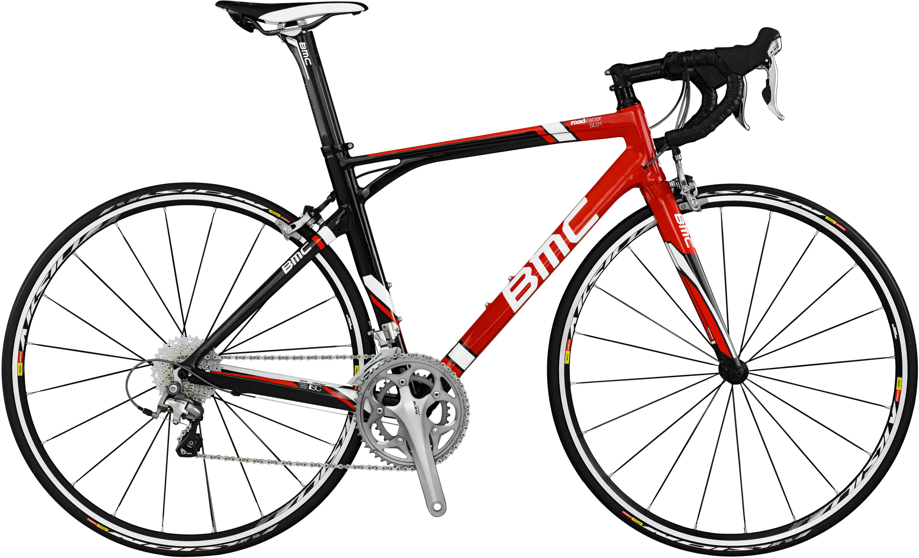 Bmc Roadracer Sl01 105 Compact 2013 Review The Bike List