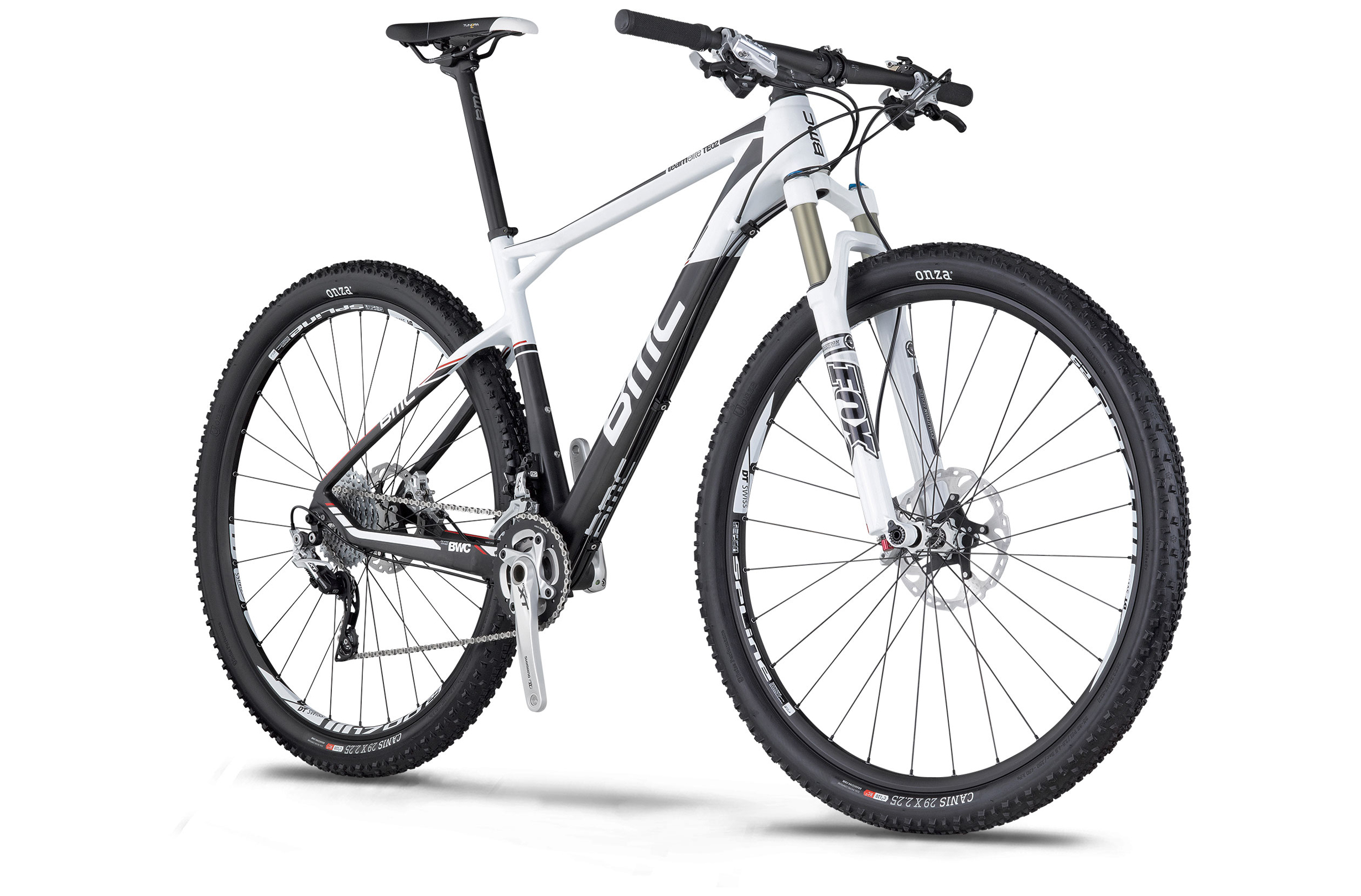 Teamelite Te02 29er Xt 2014 on back ache