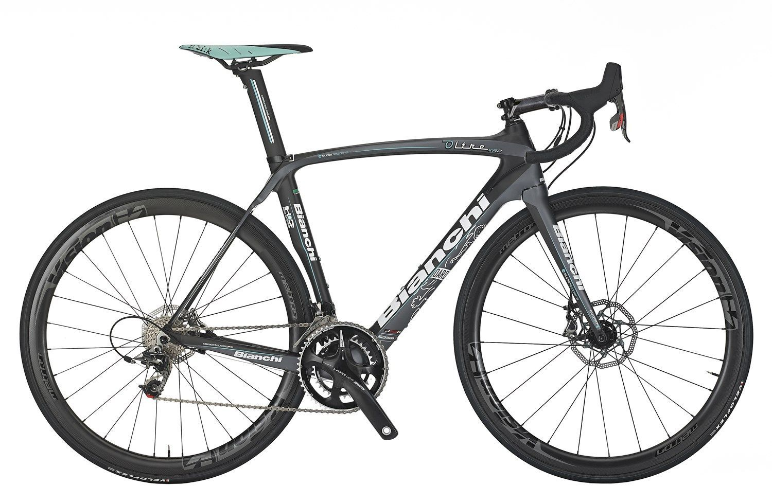 Bianchi Oltre Xr2 Disc Sram Red 11sp Compact Disc 2014