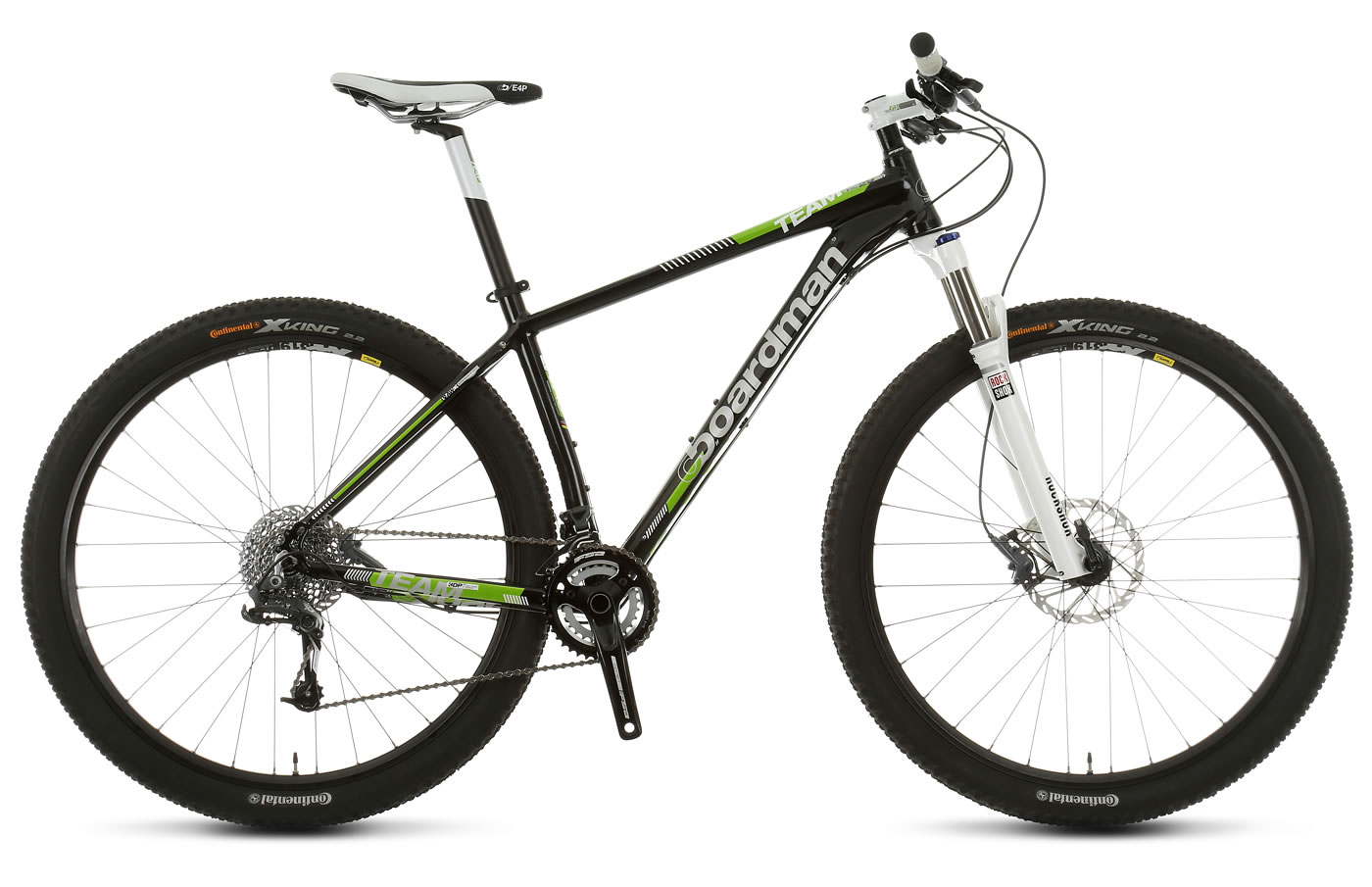 e6d3d44340a Boardman MTB TEAM Hardtail 29er 2014 review - The Bike List