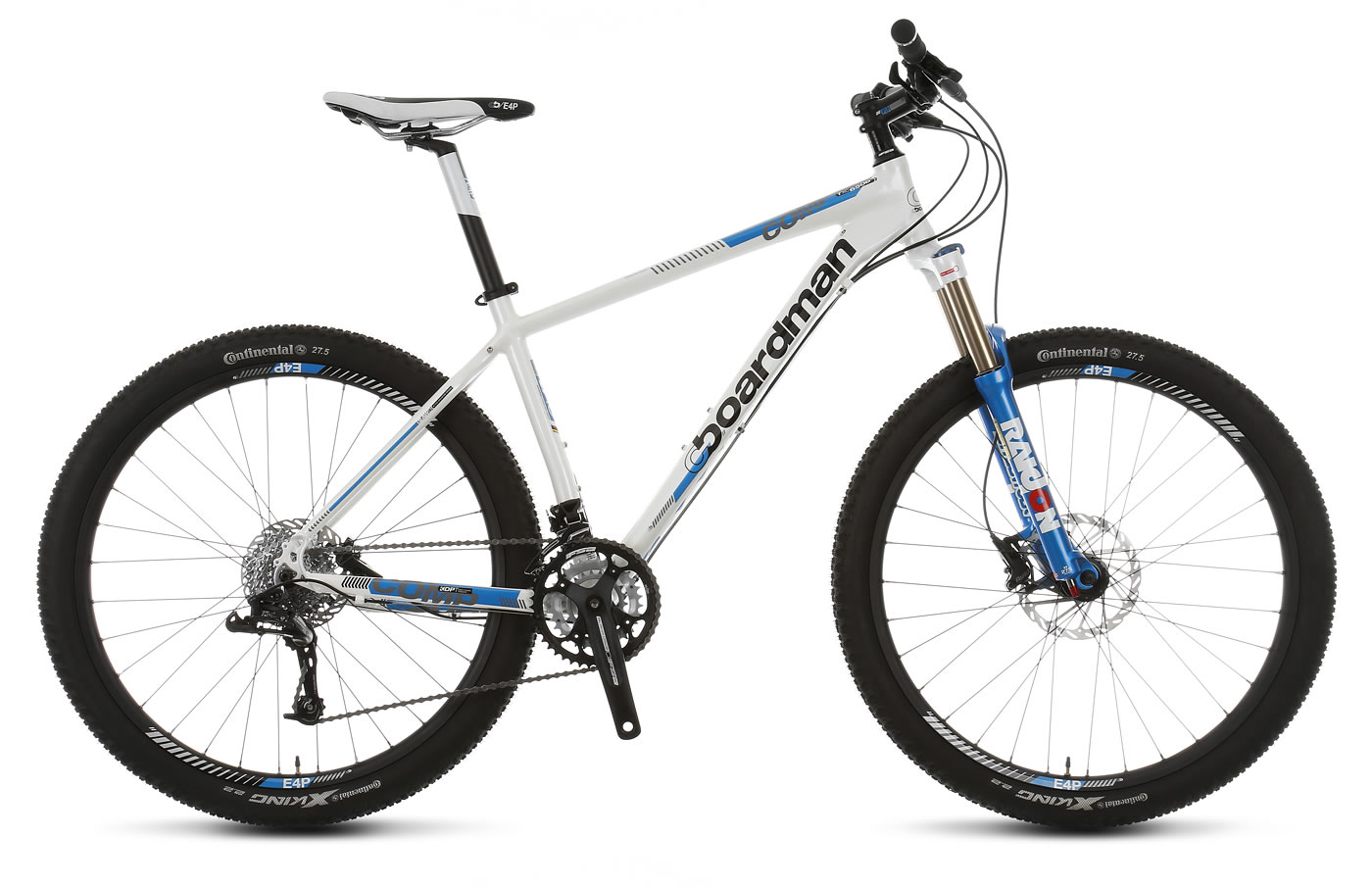 Boardman Mtb Comp Hardtail 650b 2014 Review The Bike List