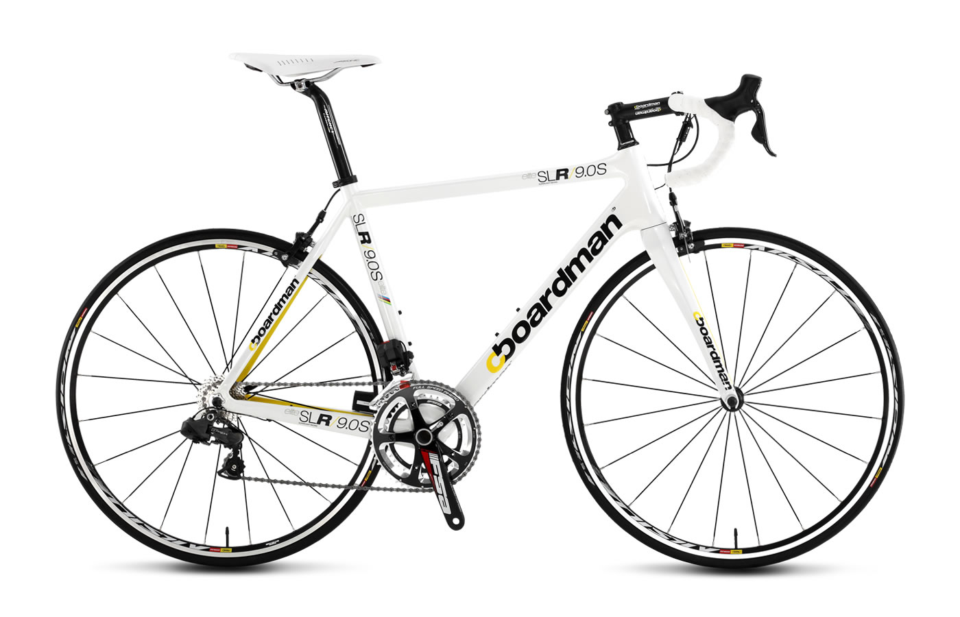 Boardman Road Sport Bike 2016 - 51.5, 53, 57.5cm Frames ...