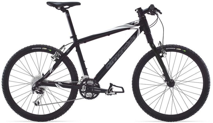 Cannondale F5 Hs33 2009 Review The Bike List