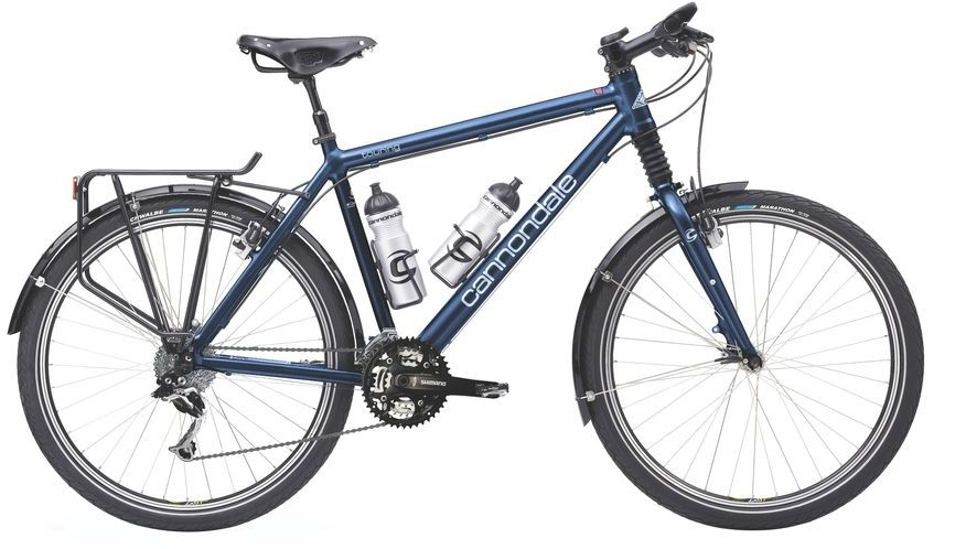 Cannondale Touring Ultra 2009 Review The Bike List