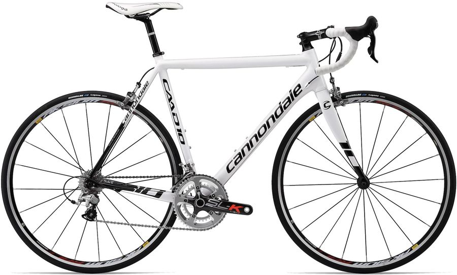 Cannondale CAAD 10 Ultegra 2011 review - The Bike List
