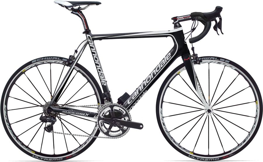 Cannondale SuperSix sram Red 2011 - YouTube