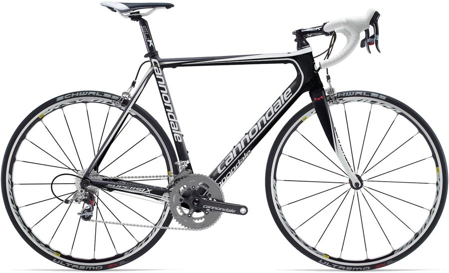 Cannondale Supersix Hi Mod Sram Red 2011 Review The Bike