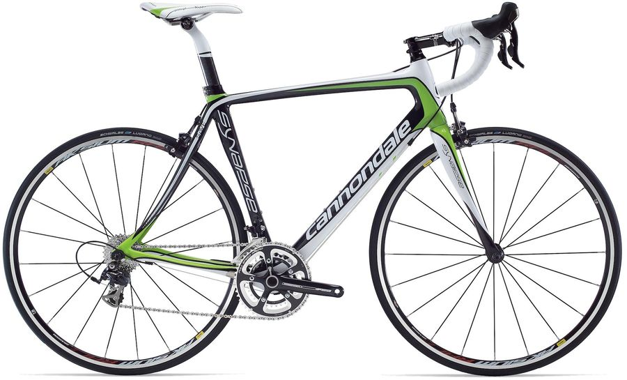 703a9f61e02 Cannondale Synapse Carbon 105 Compact 2011 review - The Bike List