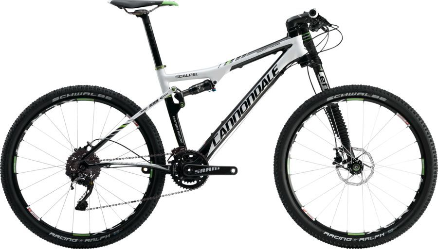 Cannondale SCALPEL 1 2012 review - The Bike List