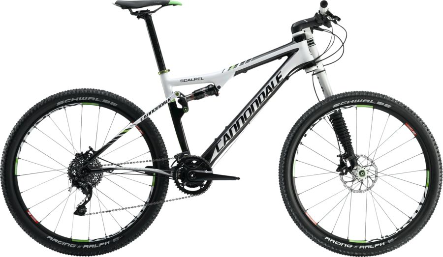 be34667e6d5 Cannondale SCALPEL 3 2012 review - The Bike List