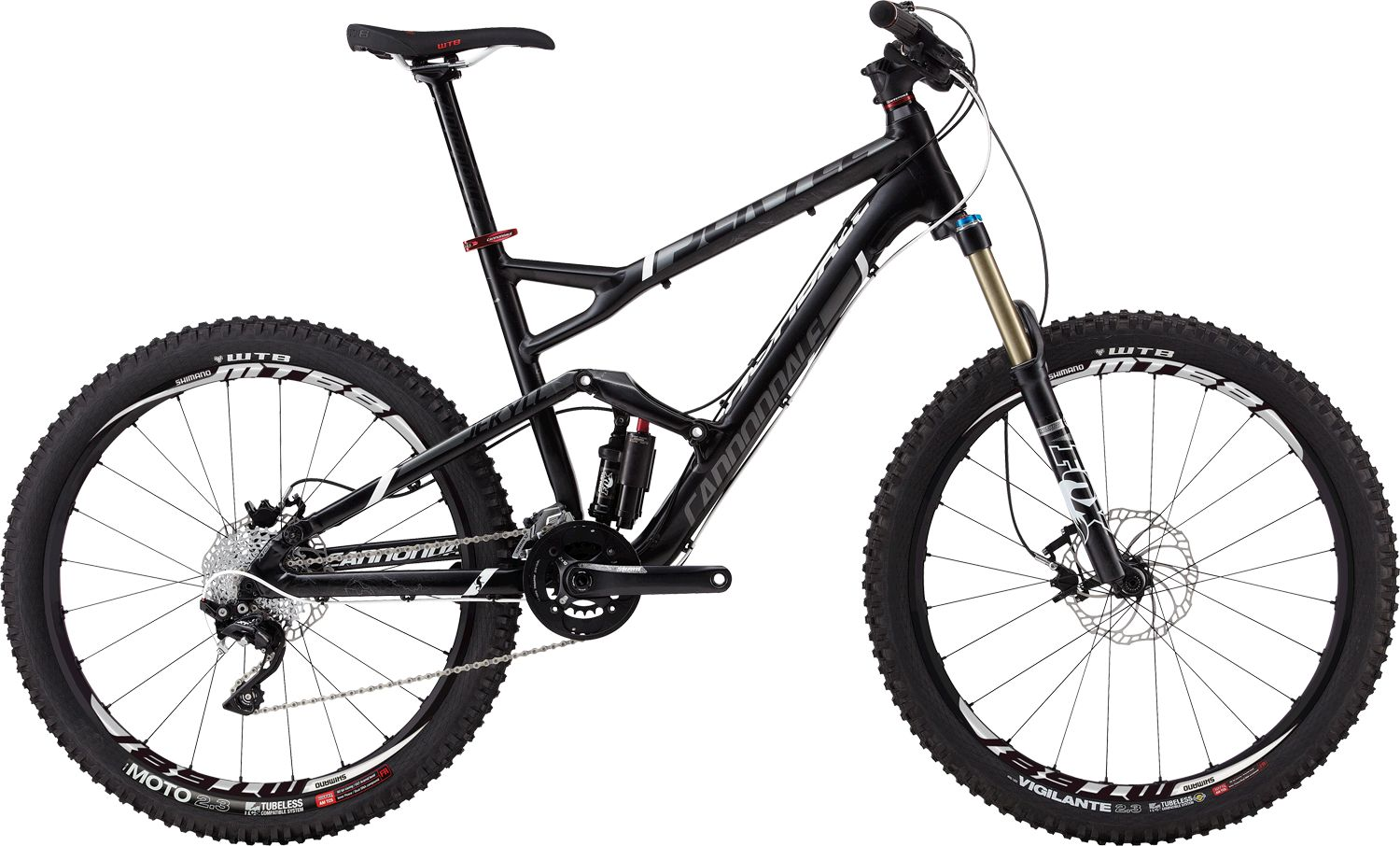 d9559e881e1 Cannondale JEKYLL 3 2013 review - The Bike List