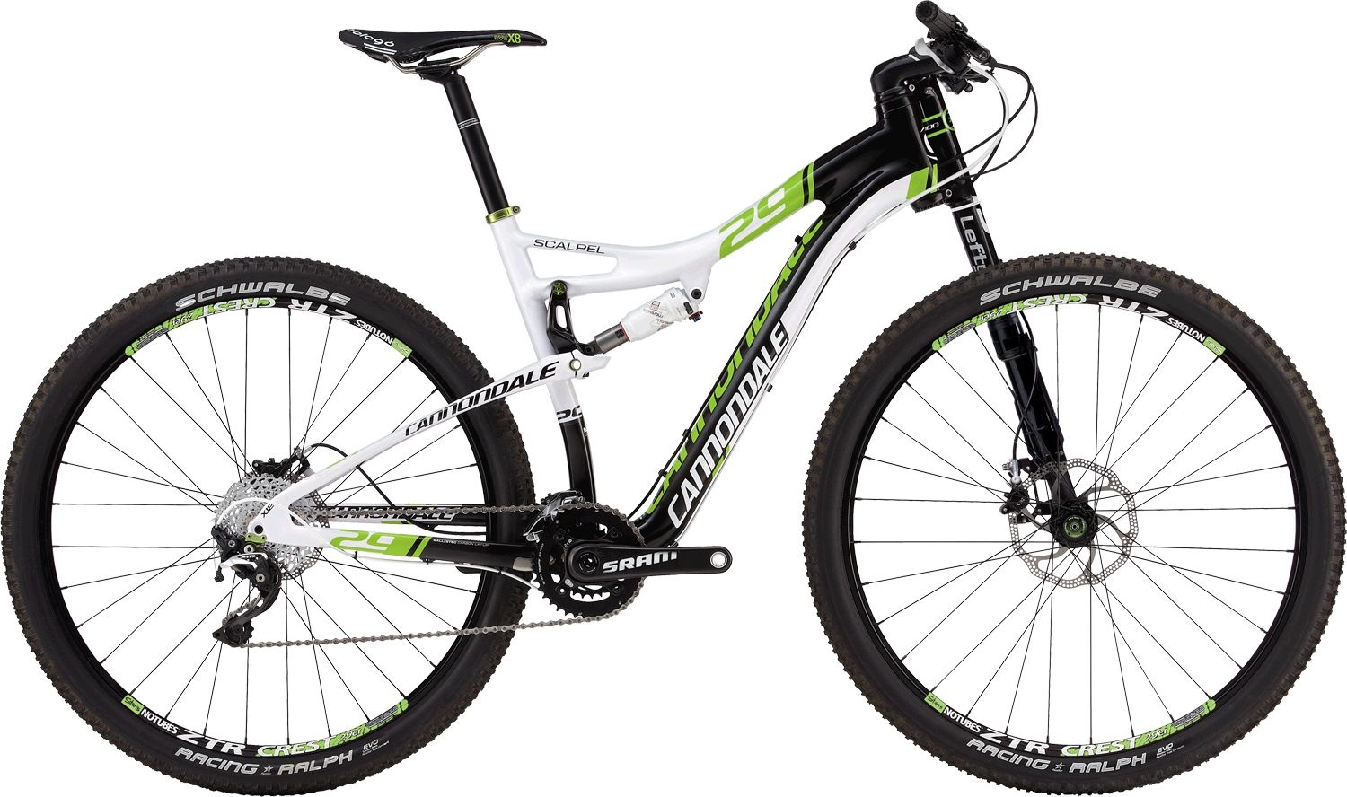 93cd62c36ee Cannondale SCALPEL 29ER CARBON 2 2013 review - The Bike List
