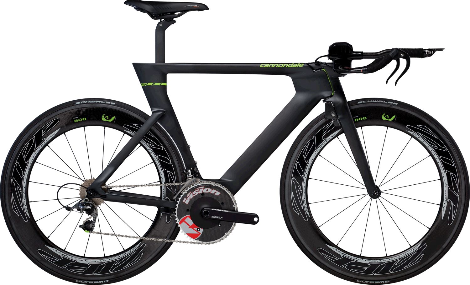 f7e3405db8c Cannondale SLICE RS SRAM RED BLACK INC. 2013 review - The Bike List