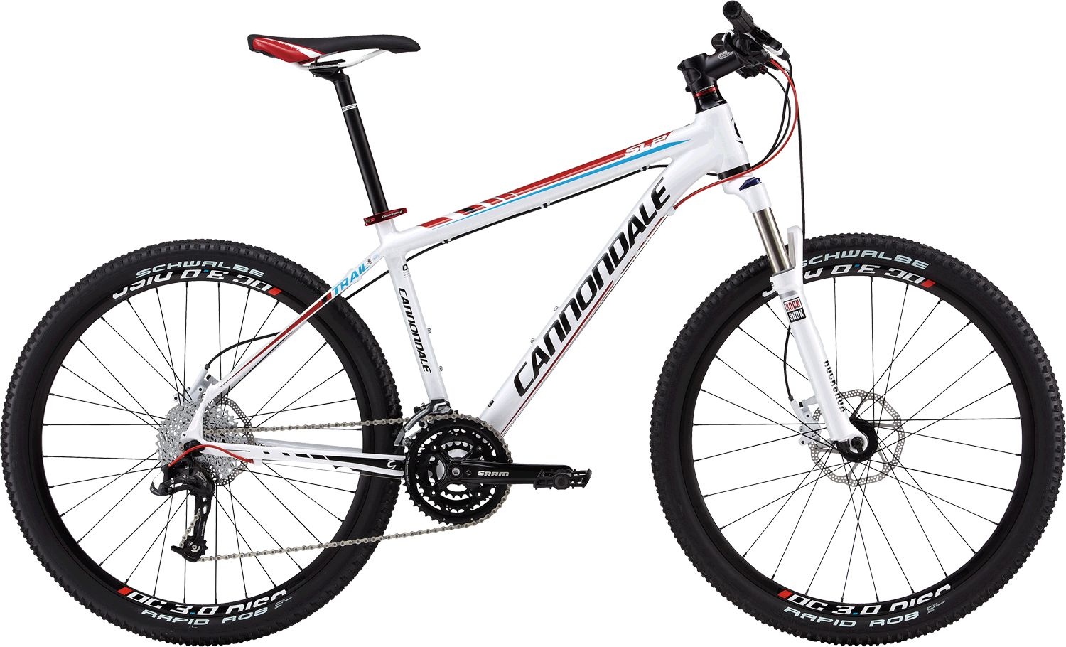 Cannondale Trail Sl 2 2013 Review The Bike List
