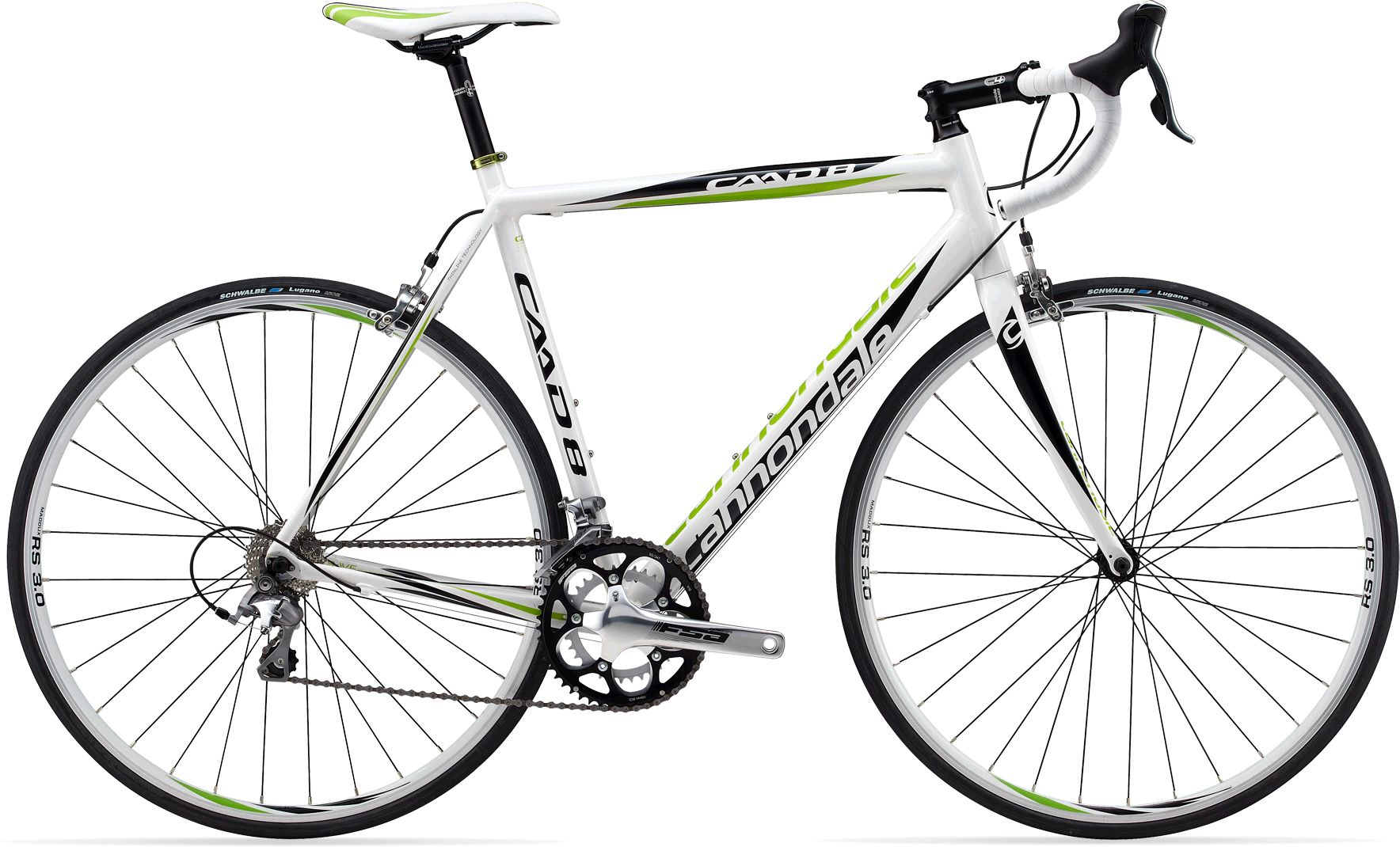 377c37e74f6 Cannondale CAAD8 6 Tiagra 2014 review - The Bike List