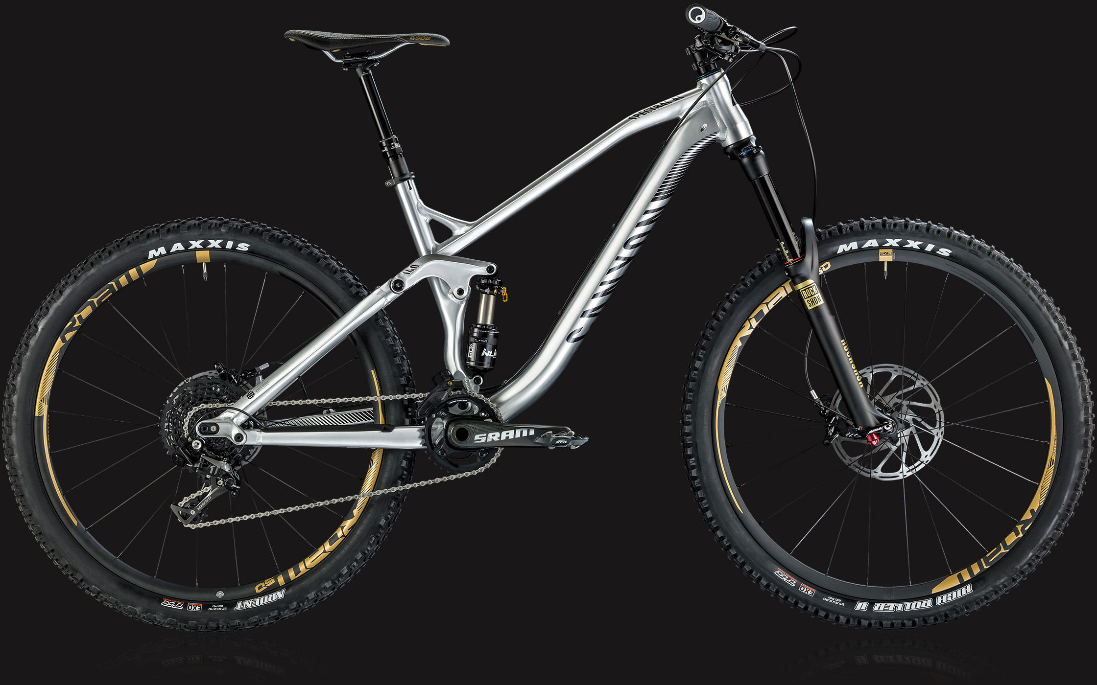 Canyon Spectral AL 8.0 EX 2015 Review