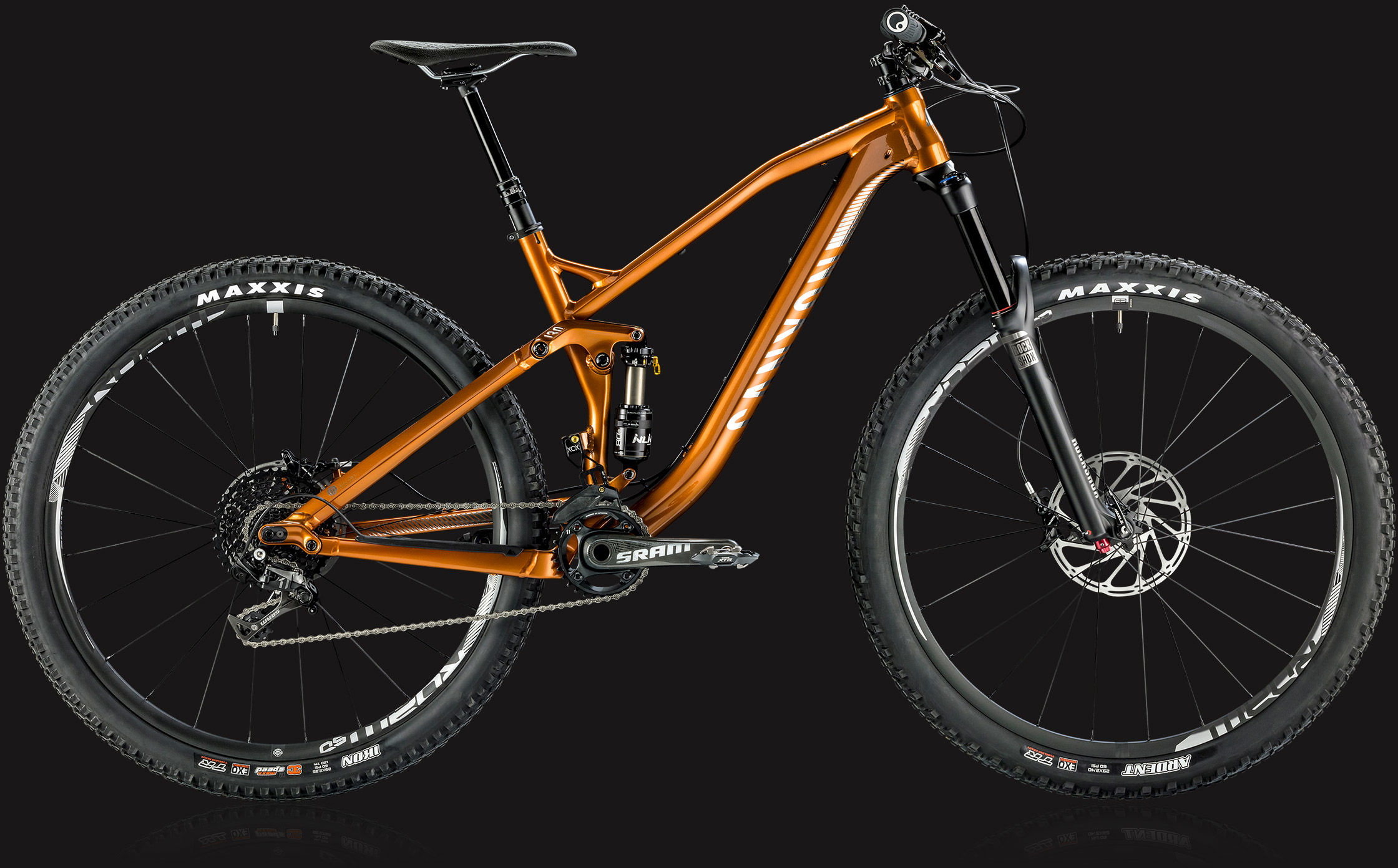 Canyon Spectral Al 9 9 Ex 2015 Review The Bike List