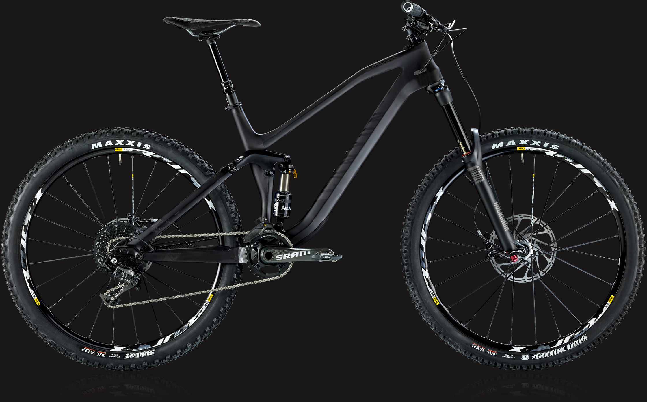 Canyon Spectral CF 9 0 EX 2015 review - The Bike List