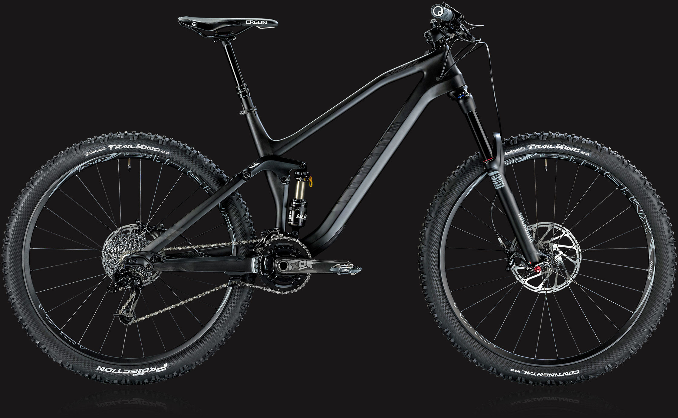 Canyon Spectral CF 9 0 2015 review - The Bike List