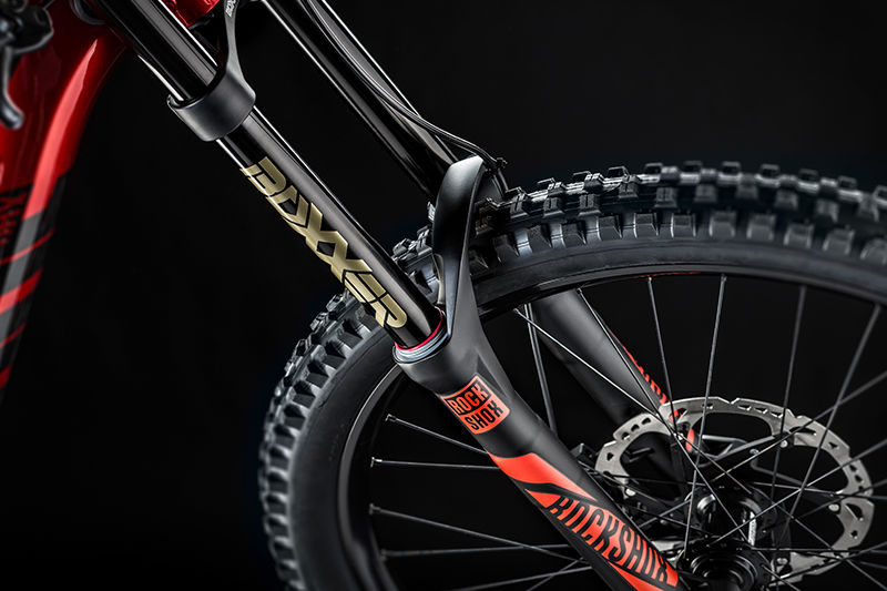 Canyon Torque DHX Whipzone 2015 review - The Bike List