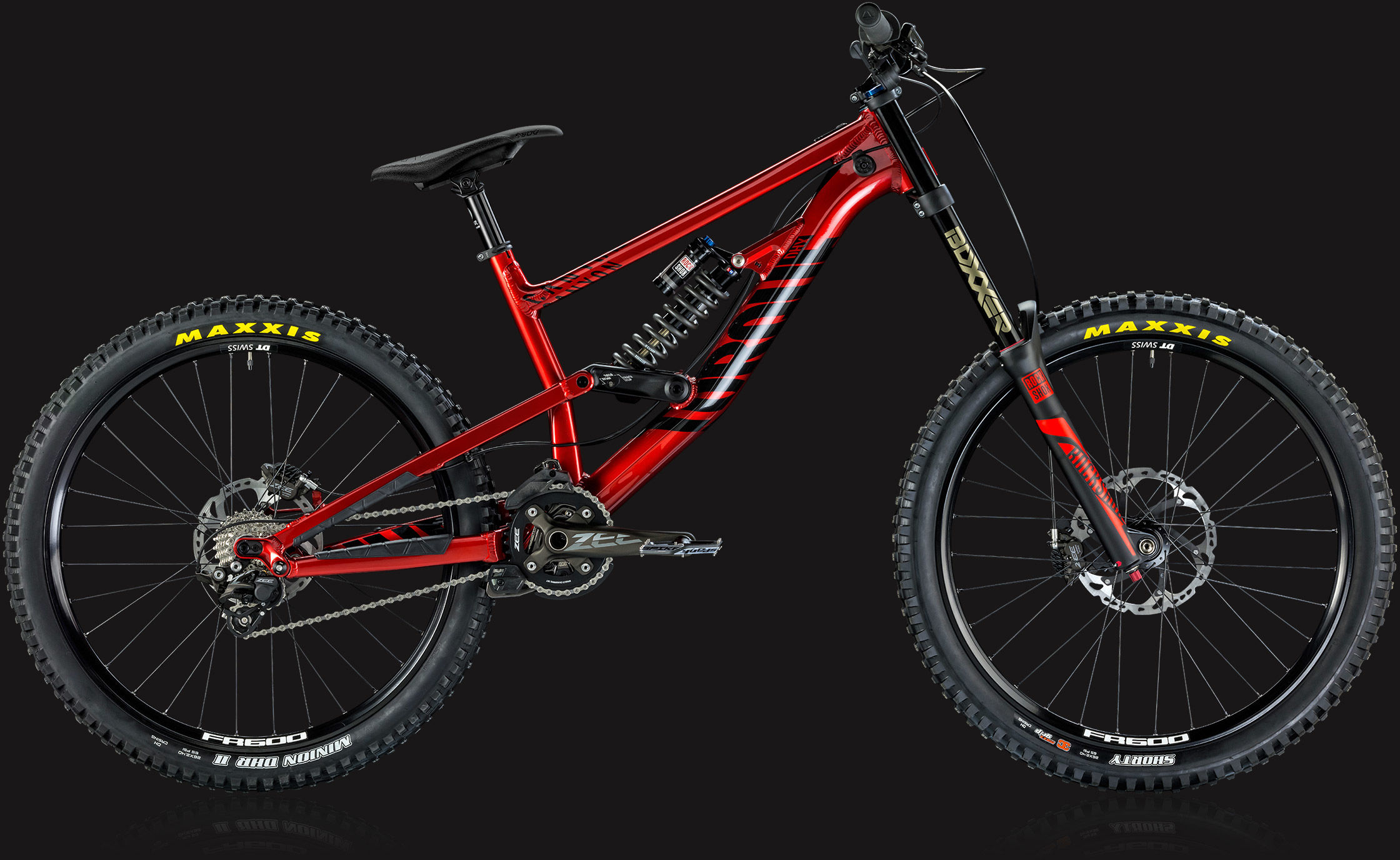 Canyon Torque Dhx Whipzone 2015 Review The Bike List