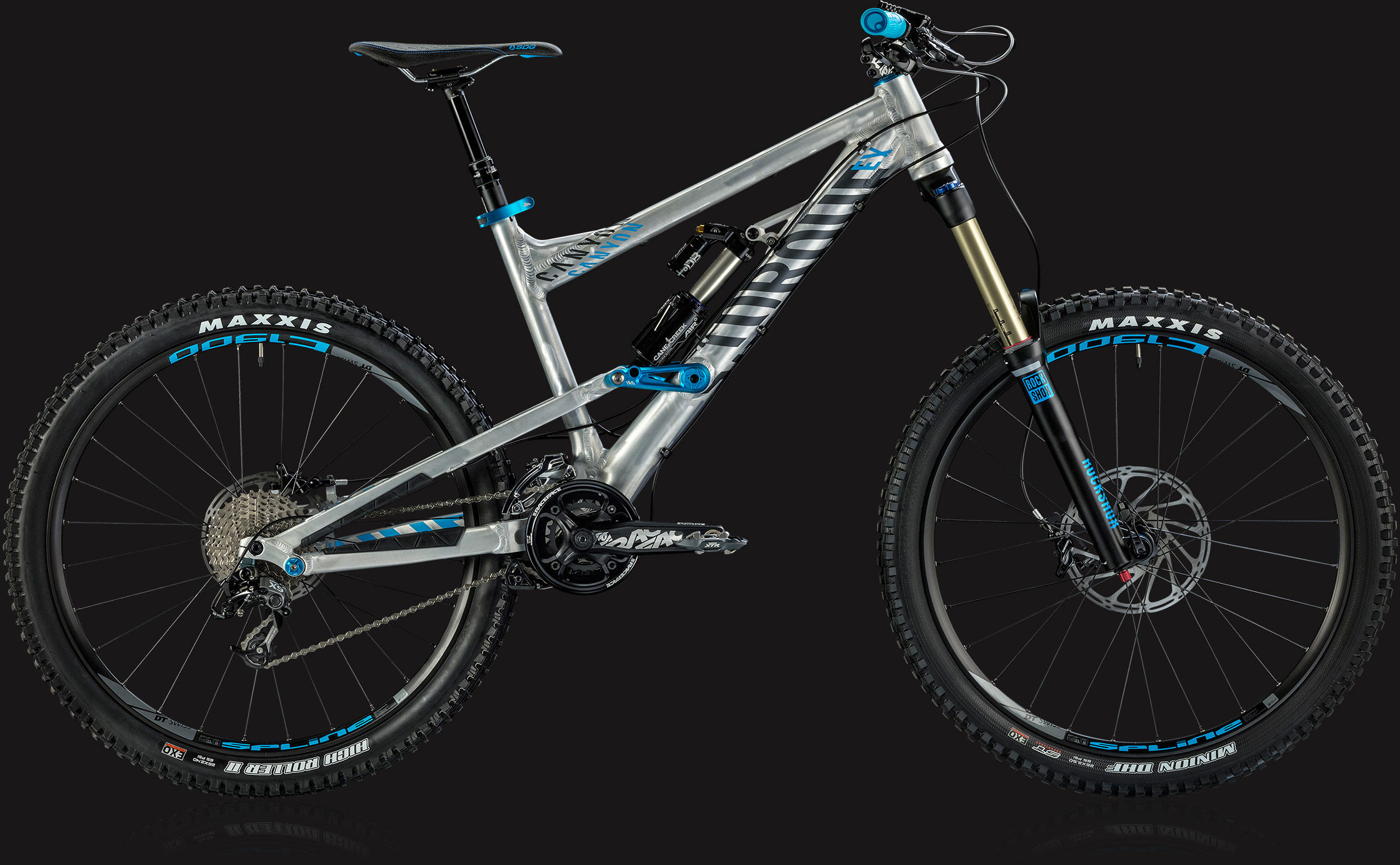 Canyon Torque EX Gapstar 2015 review - The Bike List