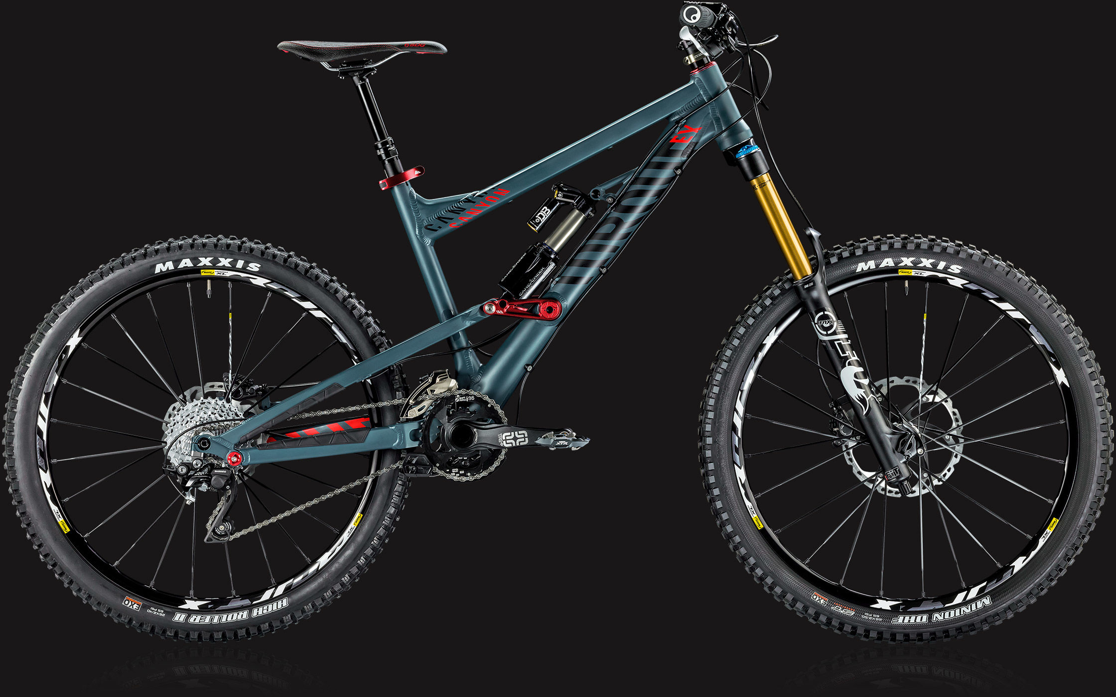 Canyon Torque EX Vertride 2015 review - The Bike List