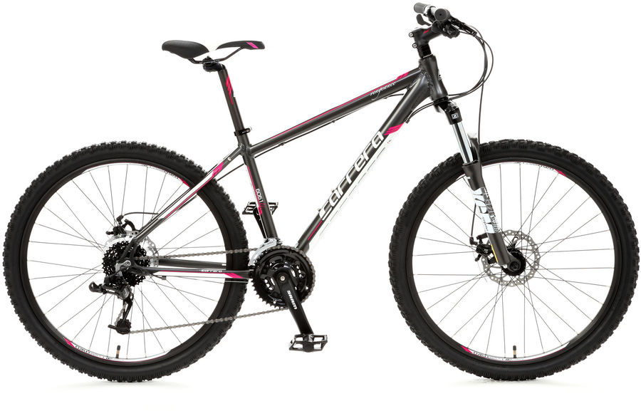 Carrera Vengeance Ladies 2012 Review The Bike List