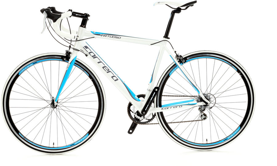Carrera virtuoso road bike team gb olympic limited edition | in.