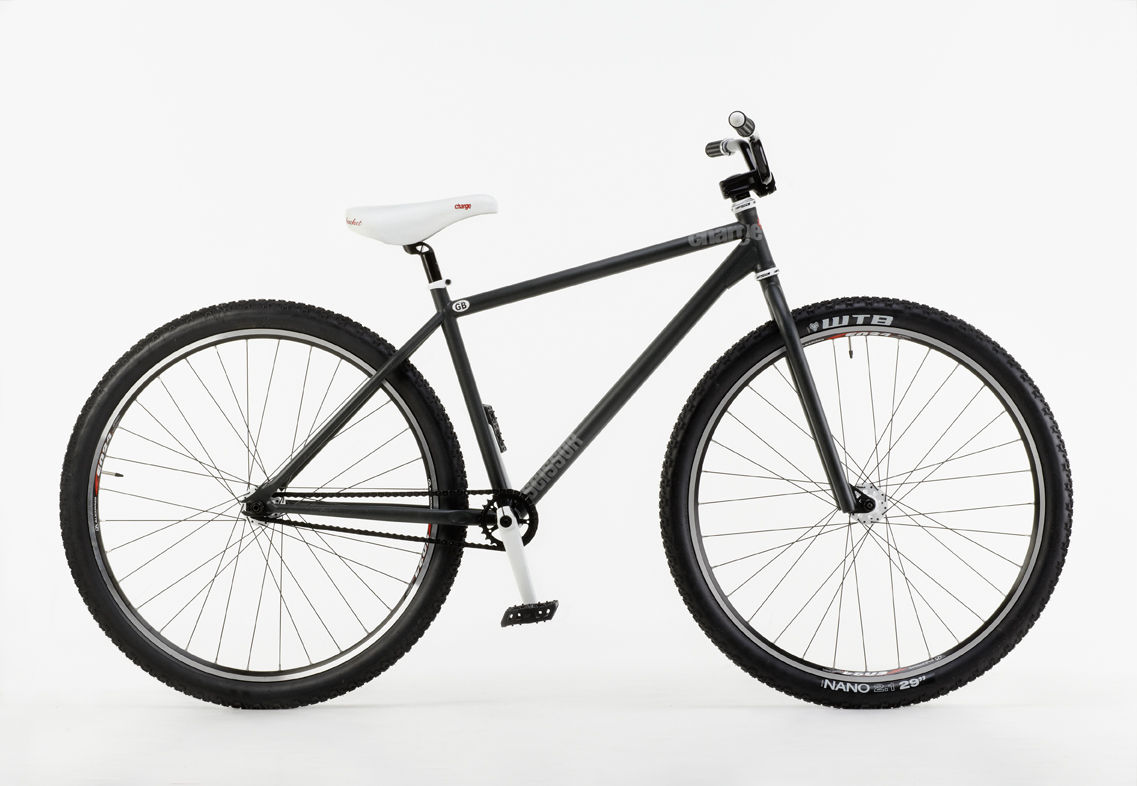Charge Scissor 2013 Review The Bike List