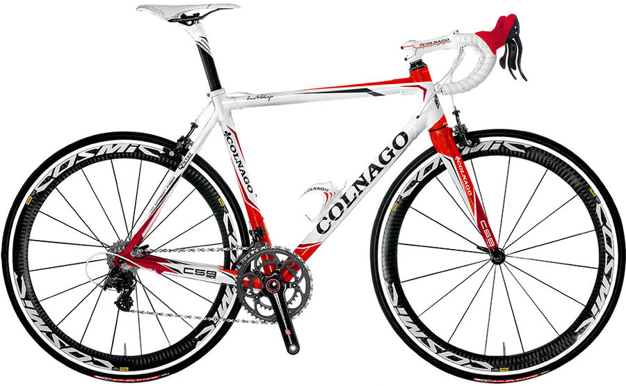 Colnago C59 Italia Frameset 2012 Review The Bike List