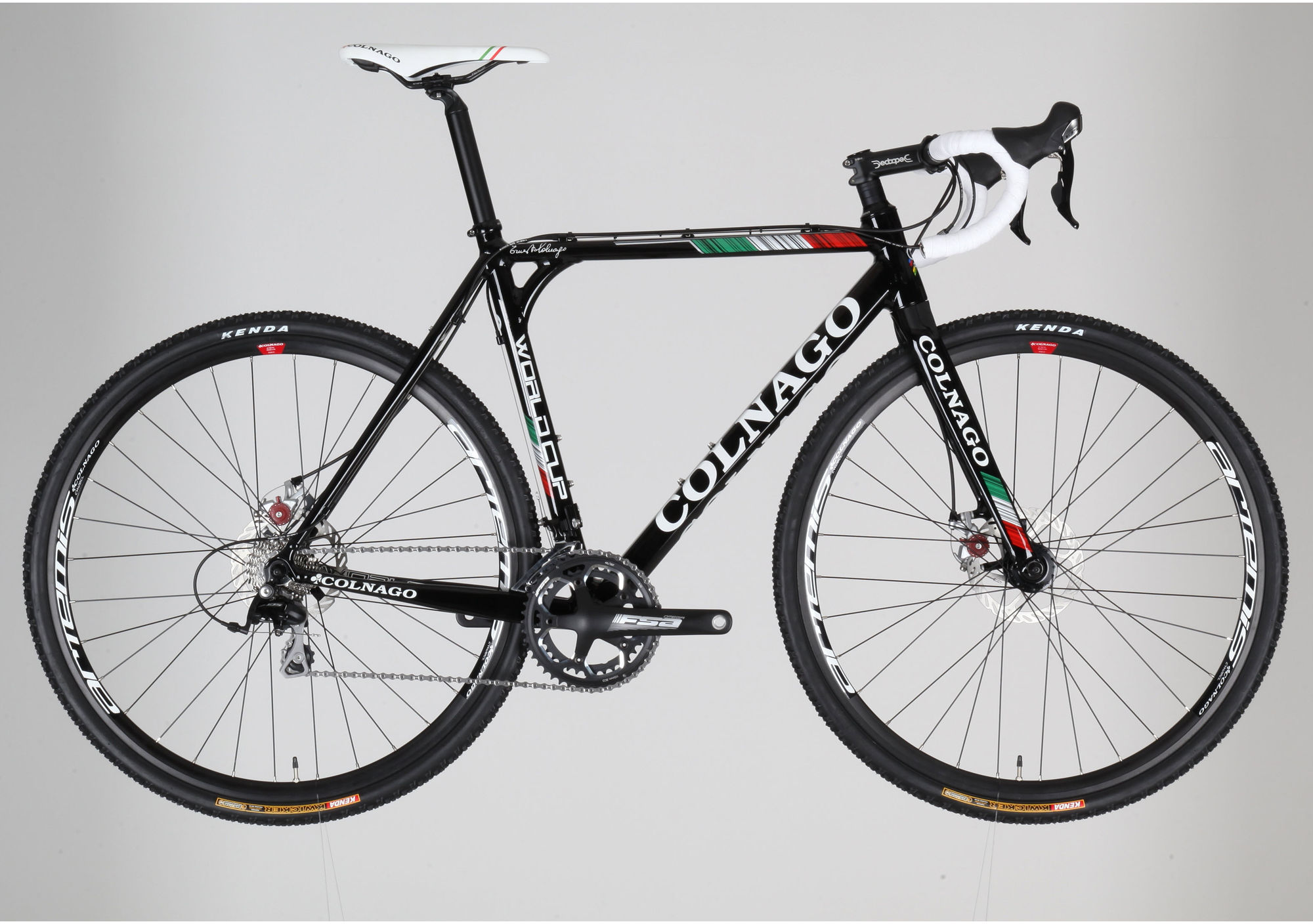 Colnago World Cup Disc 2014 review - The Bike List