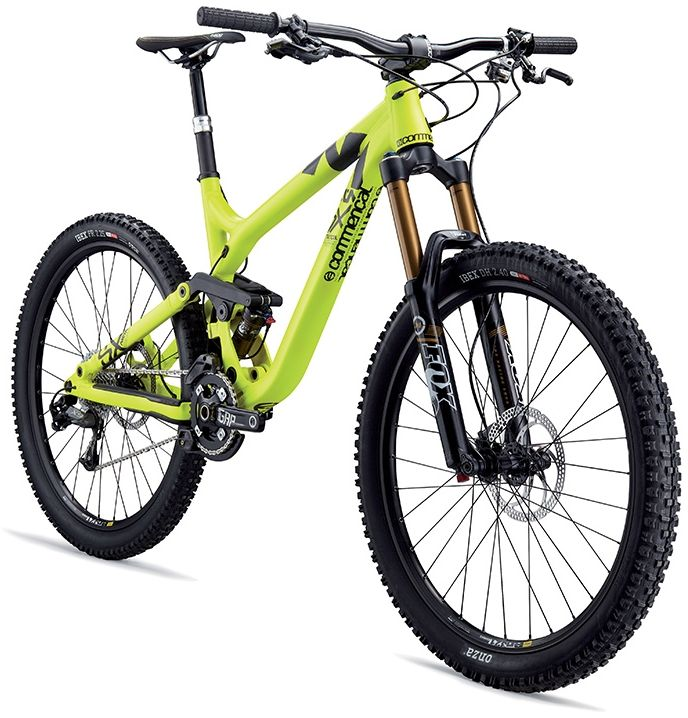 Commencal Meta Sx 1 2013 Review The Bike List