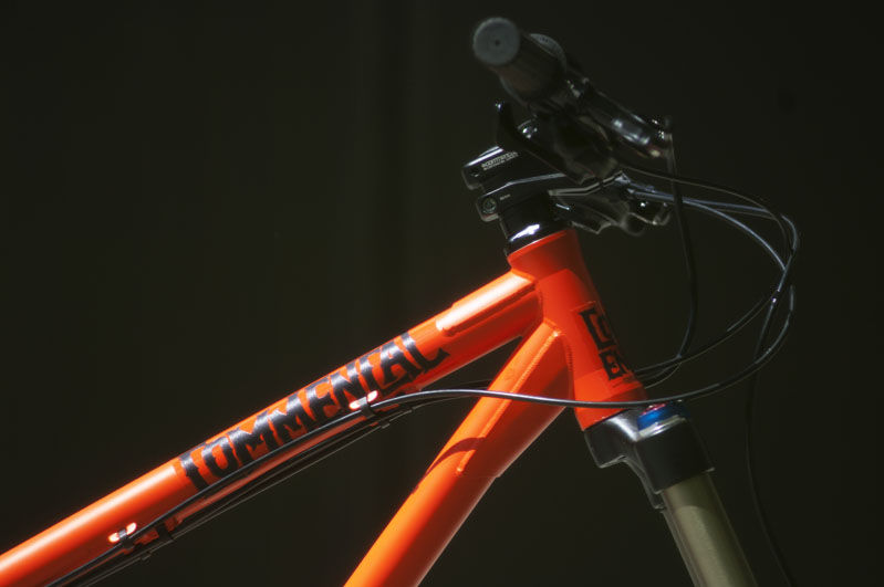 acbd835f4 Commencal RAMONES CRMO 2013 review - The Bike List