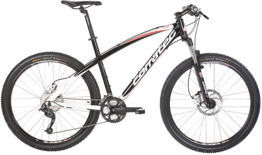 Corratec SuperBow Fun 2010 review - The Bike List