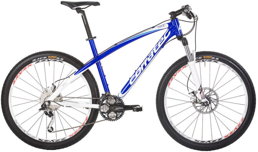 Corratec Superbow Race 2010 review - The Bike List
