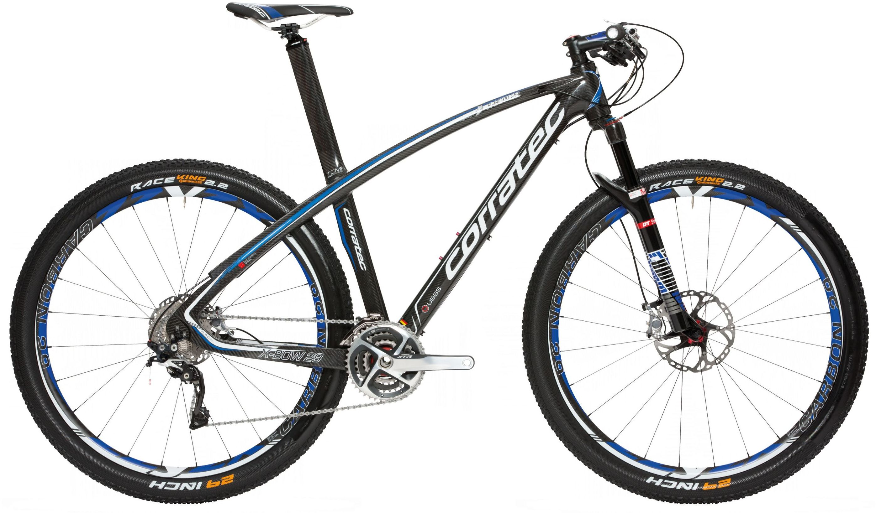 Corratec X Bow 29er 2013 Review The Bike List